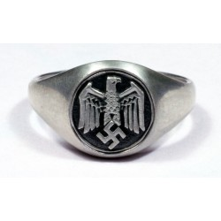 German Wehrmacht solders ring.