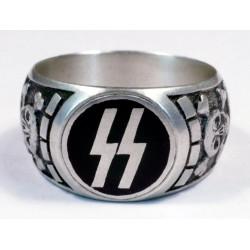 WW II GERMAN NAZI WAFFEN SS RING