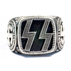 Grman WWII 5th SS Panzer Division Wiking ring