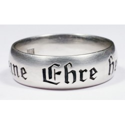 GERMAN WWII SILVER RING
