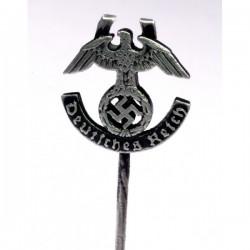 Deutsches Reich silver stickpin