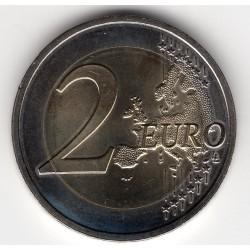 Latvia 2 euros 2015 - Black stork protection plan