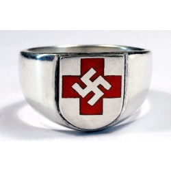 WW II German Red Cross ring