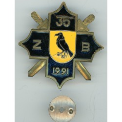 Awards of the 35th Home Guard battalion