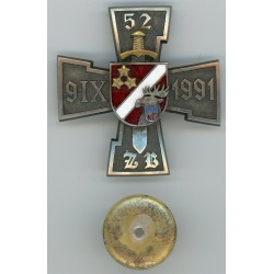 Awards of the 52th Home Guard battalion