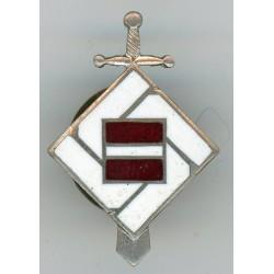 Badge of the 14th Home Guard battalion (mini)