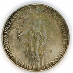 COMMEMORATIVE Coin -Olympic Games Berlin 1936