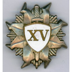 Latvian  State Police  badge XV
