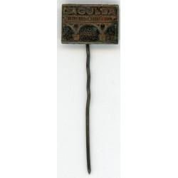 "The Latvian soviet stick pin ""Sigulda"""