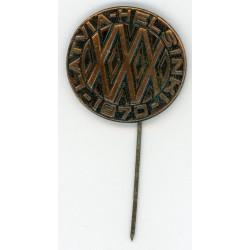 Latvian soviet stick pin LATVIA HELSINKI 1970