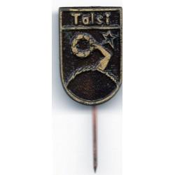 Latvian soviet stick pin Talsi