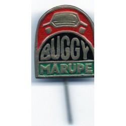 Latvian soviet stick pin Marupe