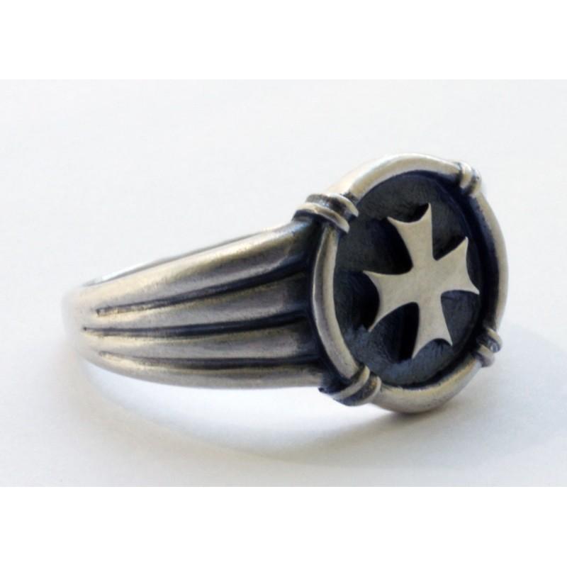 German Ww Iron Cross Ring