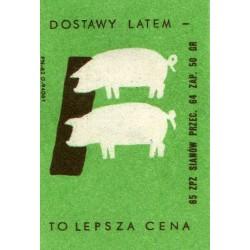 Polish Matchbox Labels