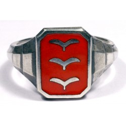 WWII Luftwaffe Anti-aircraft officiers ring