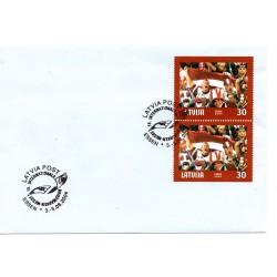 Latvian Cover- Essen 2004