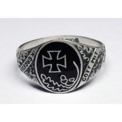 German WWI Silver Ring