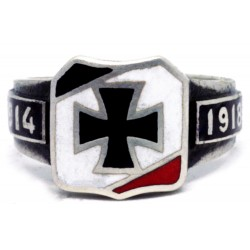 German Ring military Iron Cross Imperial 1914 1918