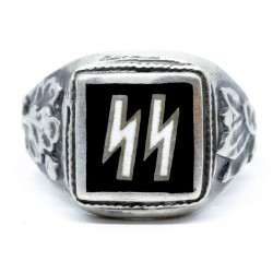 Waffen units Officers Signet Ring