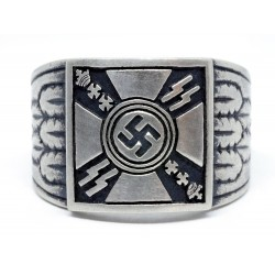 SS Heimwehr Danzig ring