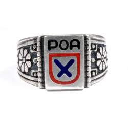 WWII Russian Volunteer ring