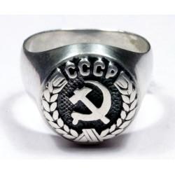 Soviet Officer`s ring