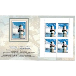 Exhibition sets – Lighthouses of Latvia-Mersrags