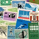 USSR - Matchbox Labels