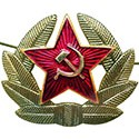 USSR Hat insignia