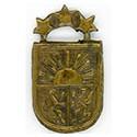 Latvian Hat insignia