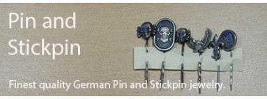 Pin and Stickpin