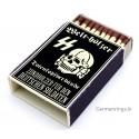 3rd Reich Germany Waffen SS Propaganda Matchbox