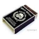 3th Reich Germany Waffen SS Propaganda Matchbox