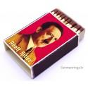 Vintage Full German Propaganda Matchbox - Adolf Hitler