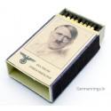 WWII Nazi German Adolf Hitler The Fuhrer Vintage full matchbox