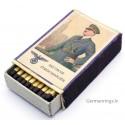 WWII German Adolf Hitler The Fuhrer Vintage matchbox