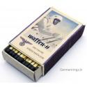 WWII German Nazi Waffen SS Vintage matchbox