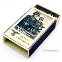 WWII Nazi German Waffen SS Full Vintage matchbox