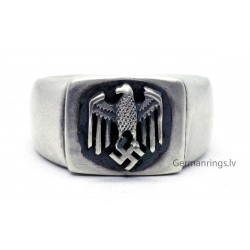 German WW2 Wehrmacht solders ring