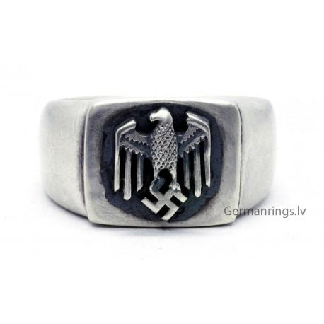 German WW2 Wehrmacht solders ring