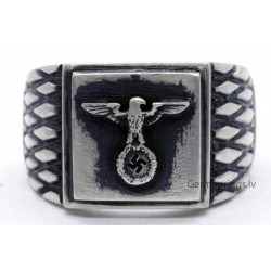 German WW2 Wehrmacht (Das Heer) solders ring