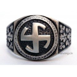 GERMAN WW2 WAFFEN-SS 5th PANZER DIVISION ring