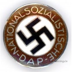 NSDAP badge (Party Pin)