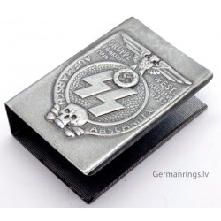 Waffen SS Propaganda Matchbox holder