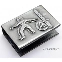 SA (WW II BräunenHernd) Propoganda Matchbox holder
