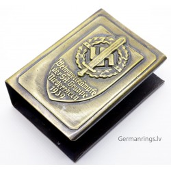 WW2 German Propaganda Matchbox Holder