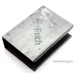 """German WWII """"SS - Reich"""" Match box holder"""