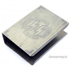 WW2 SS German Propaganda Matchbox holder