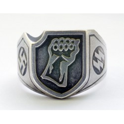 17th  Panzergrenadier Division ring