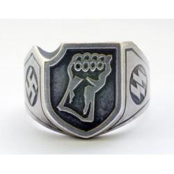 Перстень СС 17-й мотопехотной дивизии СС